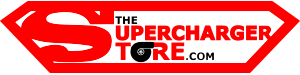 The Supercharger Store Header Logo