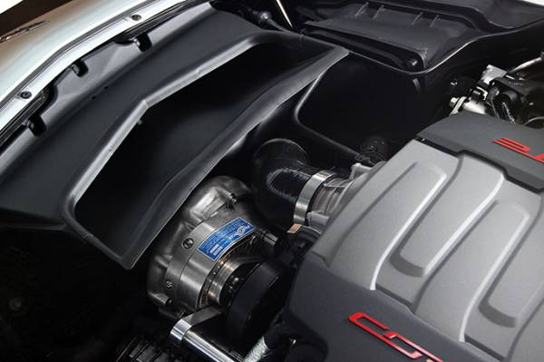 Procharger - 2018 to 2017 CORVETTE GRAND SPORT LT1 High Output Intercooled System with P-1SC-1
