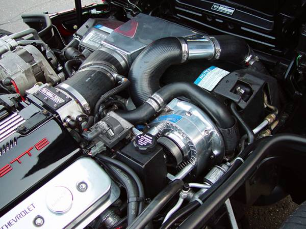 Procharger - 1995 to 1992 CORVETTE  LT1 High Output Intercooled System with P-1SC