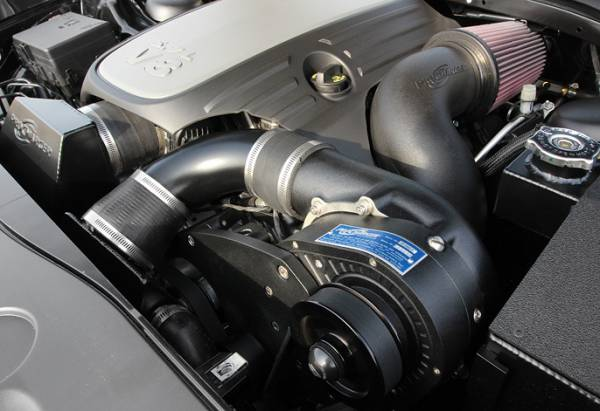Procharger - 2014 to 2011 CHARGER  5.7 High Output Intercooled Tuner Kit with P-1SC-1