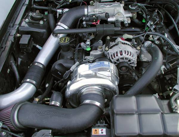 Procharger - 1996 to 1998 MUSTANG GT 4.6 2V High Output Intercooled Tuner Kit with P-1SC