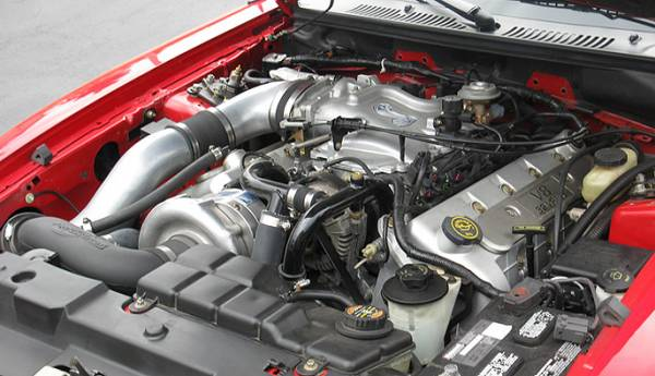 Procharger - 1999 to 2001 MUSTANG COBRA 4.6 4V High Output Intercooled System with P-1SC