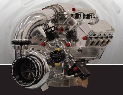 Procharger - Procharger Crank Drives for Chevrolet Big Block F-1 CrankDrive