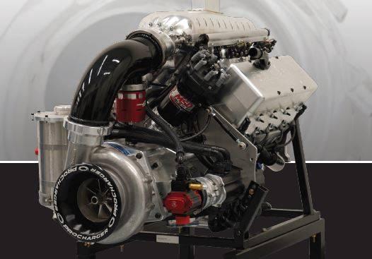 Procharger - Procharger Crank Drives for Chevrolet Small Block F-1 CrankDrive