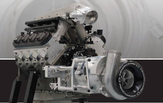 Procharger - Procharger Crank Drives for Chevrolet LSx F-1 CrankDrive