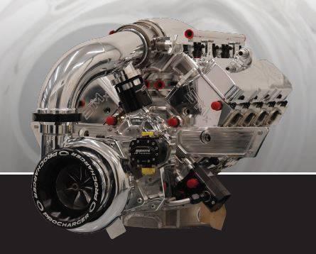 Procharger - Procharger Crank Drives for 481X F-3 CrankDrive