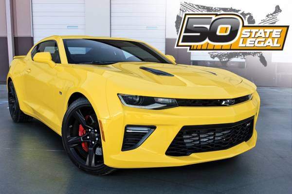 Procharger - 2019 to 2016 CAMARO SS LT1 Intercooled System with FACTORY AIRBOX & P-1SC-1