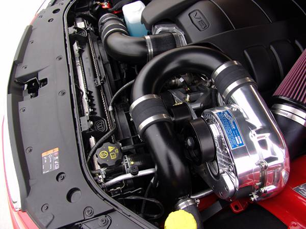 Procharger - 2017 to 2014 SS   High Output Intercooled System with P-1SC-1