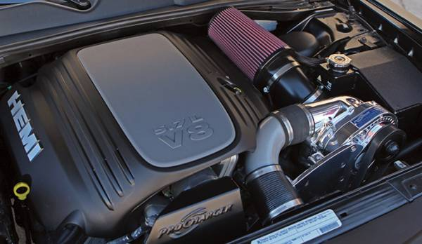 Procharger - 2014 to 2011 CHALLENGER  5.7 High Output Intercooled System with P-1SC-1