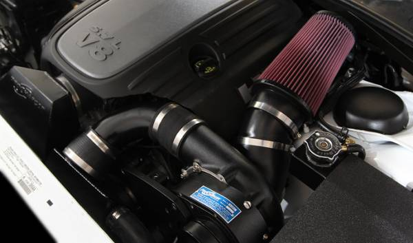 Procharger - 2010 to 2008 CHALLENGER R/T 5.7 High Output Intercooled System with P-1SC-1