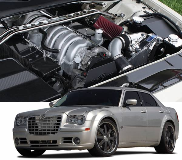 Procharger - 2010 to 2005 300  6.1 High Output Intercooled System with P-1SC-1