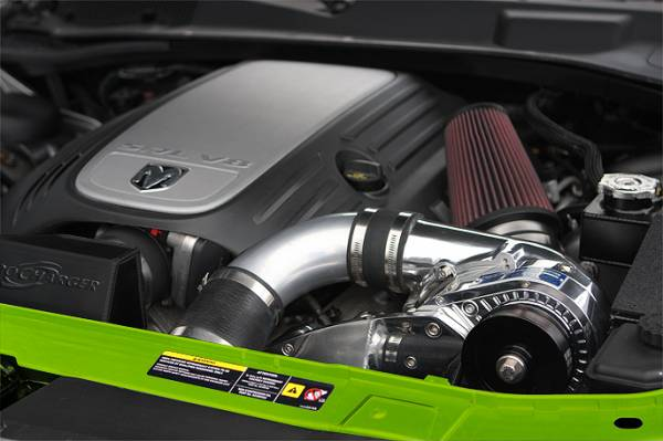 Procharger - 2008 to 2005 MAGNUM  5.7 High Output Intercooled Tuner Kit with P-1SC-1