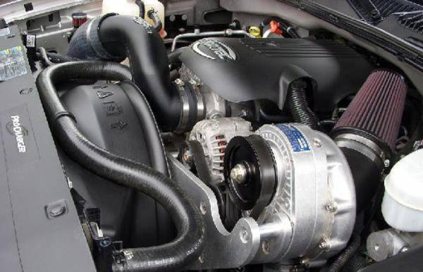 Procharger - 2007 to 2003 GM TRUCK  4.8, 5.3, 6.0 High Output Intercooled Tuner Kit with P-1SC (4.8 / 5.3 / 6.0)