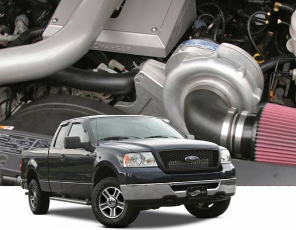 Procharger - 2008 to 2004 FORD F-150  5.4 3V High Output Intercooled Tuner Kit with P-1SC-1 (F-150)
