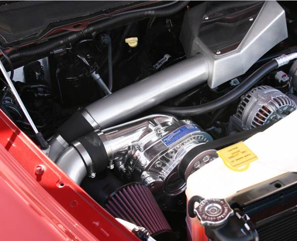 Procharger - 2008 to 2004 DODGE RAM  5.7 High Output Intercooled System with P-1SC-1