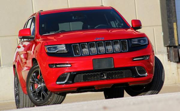Procharger - 2018 to 2012 JEEP GRAND CHEROKEE STR 6.4 High Output Intercooled System with P-1SC-1