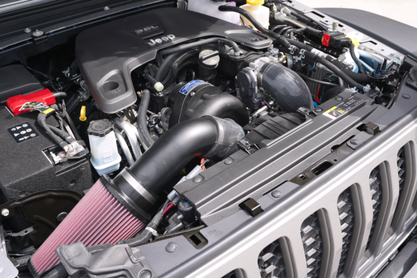 Procharger - 2020 to 2020 JEEP GLADIATOR  3.6 High Output Intercooled System with P-1SC-1