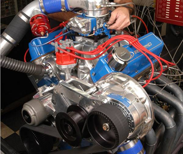 Procharger - Small Block Ford Cog Race Kit with F-1X