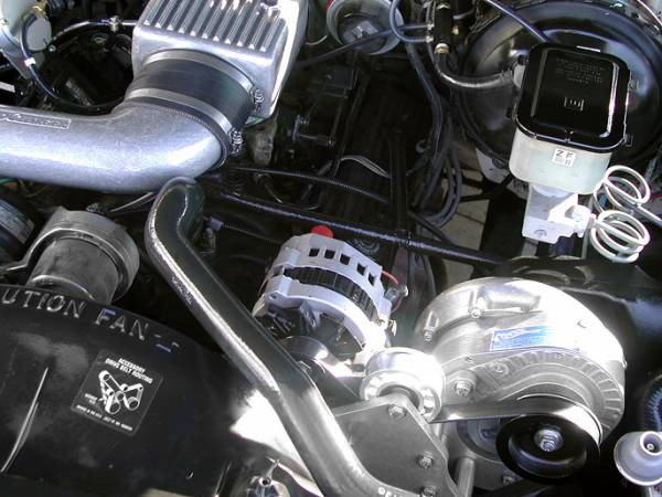 Procharger - 1995 to 1988 GM TRUCK  5.7, 7.4 High Output Intercooled System with P-1SC (5.7)