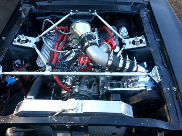 ProCharger Specialty kit by The Supercharger Store - Big Block Ford Serpentine High Output Intercooled Kit with D-1SC (8 rib)