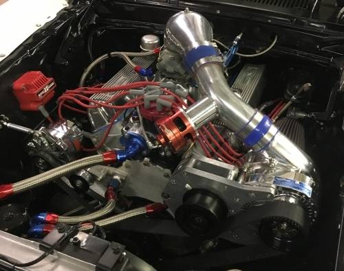 Procharger Speciality kit by The Supercharger Store - Big Block Ford Cog Race Kit with F-1A-94, F-1C, F-1R