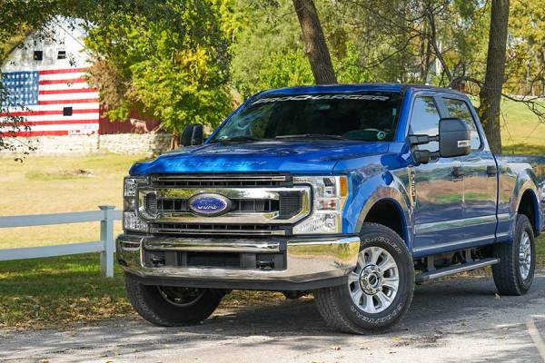 Procharger - 2021 to 2020 FORD F-250/350 (7.3) High Output Intercooled System with P-1SC-1