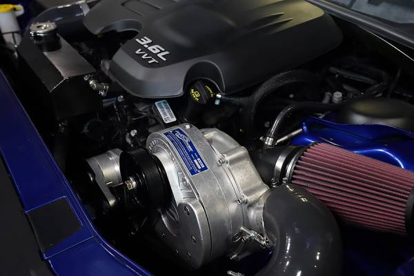 Procharger - 2021 to 2015 CHALLENGER  3.6L High Output Intercooled Tuner Kit with P-1SC-1