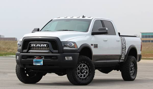 Procharger - 2021 to 2019 DODGE RAM 2500, 3500, POWER WAGON 6.4 High Output Intercooled Tuner Kit with D-1SC