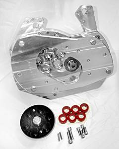 TSCS - TSCS Gear Drive for Ford Coyote Block with F-1/F-2 Procharger Mounting - Image 3