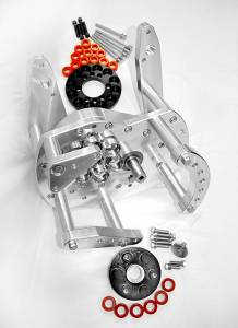 TSCS Heavy-Duty Gear Drive for Ford Coyote Block with F-3 Procharger Mounting