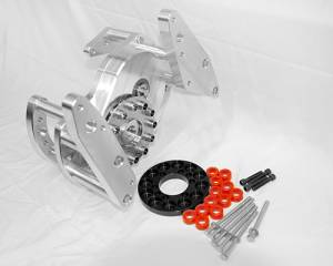 TSCS - TSCS Gear Drive for AJ TXF Hemi with F-3 Procharger Mounting - Image 3