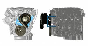 Procharger - 2019 to 2014 CORVETTE STINGRAY LT1 High Output Intercooled System with P-1SC-1 - Image 3