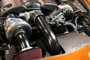 Procharger - 2013 to 2008 CORVETTE  LS3 Stage II Intercooled System with P-1SC-1 - Image 8