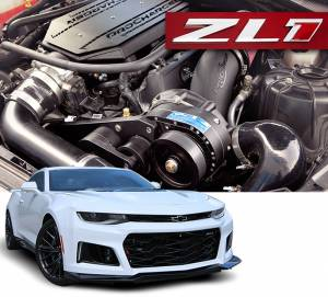 Procharger - 2019 to 2017 CAMARO ZL1 LT4 Intercooled Race Tuner Kit with F-1A-94, F-1C or F-1R - Image 2