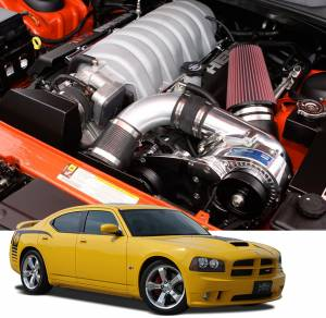 Procharger - 2010 to 2006 CHARGER SRT8 6.1 Stage II Intercooled System with P-1SC-1 - Image 3