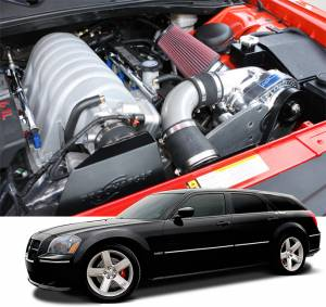 Procharger - 2008 to 2005 MAGNUM  6.1 High Output Intercooled System with P-1SC-1 - Image 3
