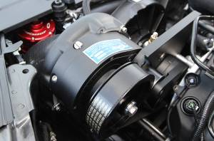 Procharger - 2015 to 2017 MUSTANG GT 5.0 4V Stage II Intercooled System with Factory Airbox and P-1SC-1 - Image 3