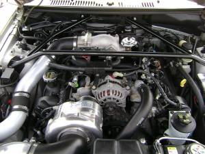 Procharger - 2001 MUSTANG BULLITT 4.6 2V Stage II Intercooled System with P-1SC - Image 1