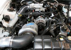 Procharger - 2003 to 2004 MUSTANG MACH 1 4.6 4V Stage II Intercooled Tuner Kit with P-1SC - Image 2