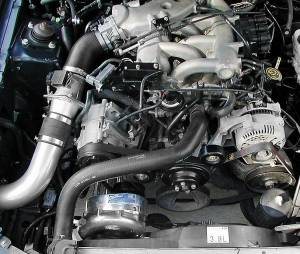 Procharger - 1994 to 1998 MUSTANG V6 3.8, 3.9 High Output Intercooled System with P-1SC - Image 1