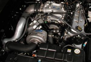 Procharger - 1999 to 2001 MUSTANG COBRA 4.6 4V Stage II Intercooled Tuner Kit with P-1SC - Image 2