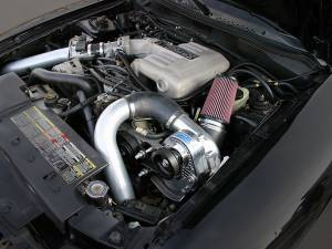MUSTANG - Full System - Procharger - 1994 to 1995 MUSTANG COBRA 5 Stage II Intercooled System with D-1SC