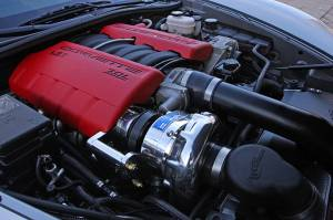 Procharger - 2013 to 2006 CORVETTE Z06 LS7 High Output Intercooled System with P-1SC-1 - Image 2