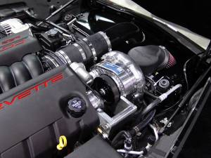 Procharger - 2007 to 2005 CORVETTE  LS2 High Output Intercooled Tuner Kit with P-1SC-1 - Image 2