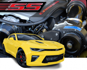 Procharger - 2019 to 2016 CAMARO SS LT1 Stage II Intercooled System with P-1SC-1 - Image 3