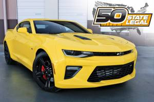 CAMARO - Tuner Kit - Procharger - 2019 to 2016 CAMARO SS LT1 Stage II Intercooled Tuner Kit with P-1SC-1