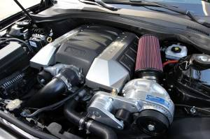 Procharger - 2015 to 2010 CAMARO SS LS3, L99 Stage II Intercooled System with supplied airbox and P-1SC-1 - Image 3