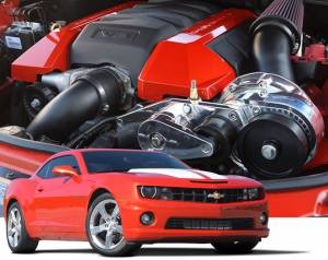 CAMARO - Full System - Procharger - 2015 to 2010 CAMARO SS LS3, L99 Stage II Intercooled System with i-1