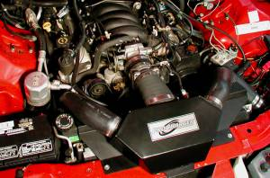 Procharger - 2002 to 1998 FIREBIRD  LS1 Intercooled Serpentine Race Kit with D-1SC (8 rib) - Image 3