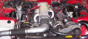 Procharger - 1992 to 1987 FIREBIRD  L98 High Output Intercooled Tuner Kit with P-1SC - Image 2